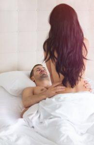 Glijmiddel gebruiken tijdens penetratie