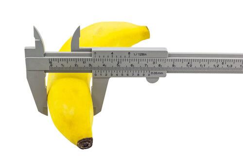 Diameter penis opmeten voor cockring