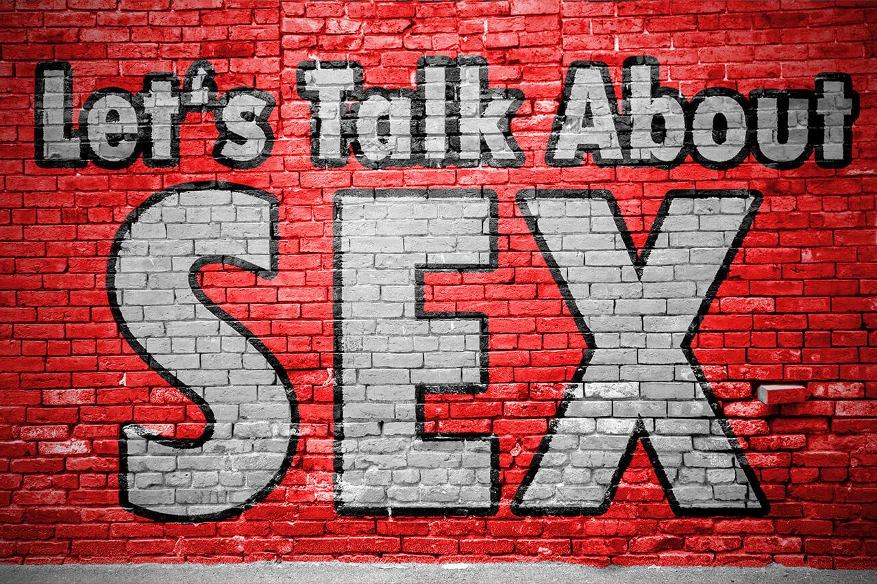 Laten we het eens over seks hebben.