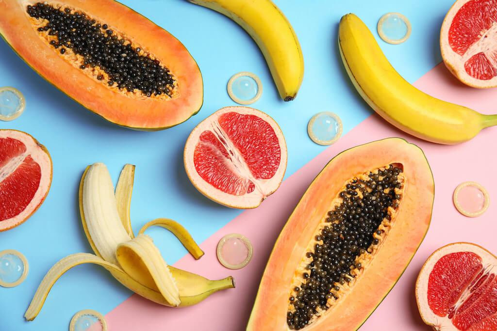 Sexy Fruit - Seks is gezond