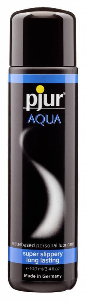 Pjur Aqua glijmiddel fles