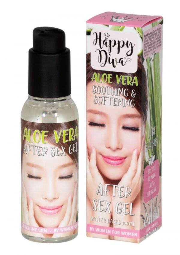After Sex Gel - Aloe Vera