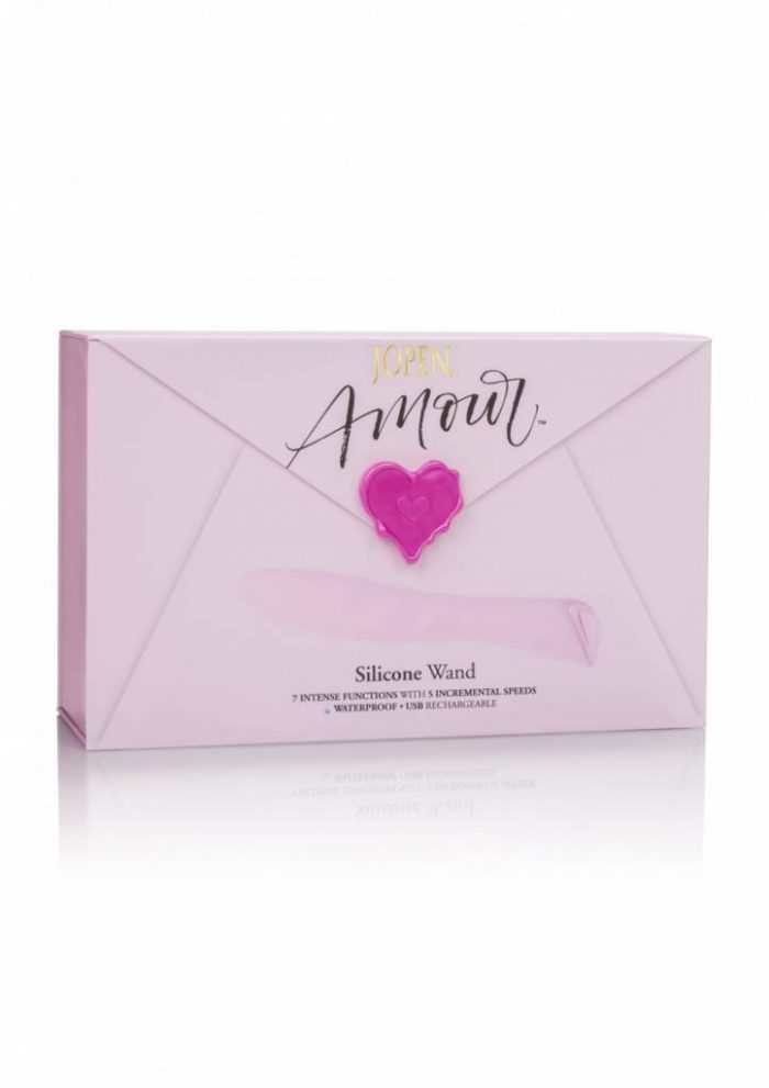 Amour Silicone G-Wand