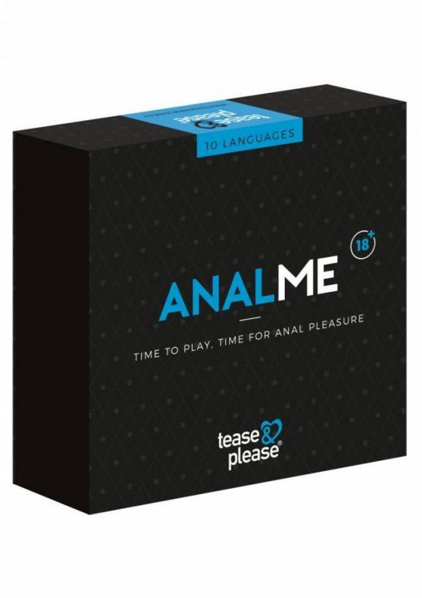 Anal Me - Complete speelset met spel