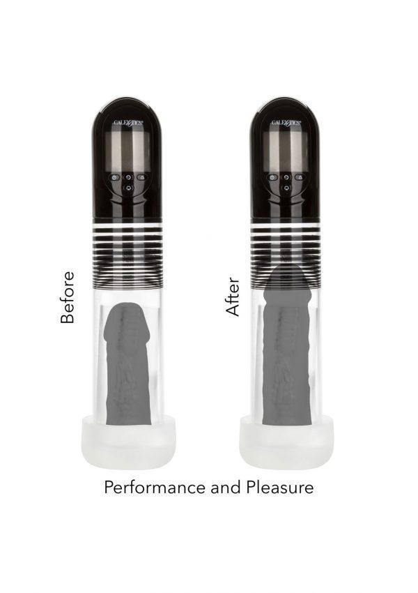 Automatische oplaadbare penispomp