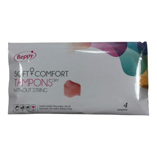 Beppy Dry Tampons 8 stuks