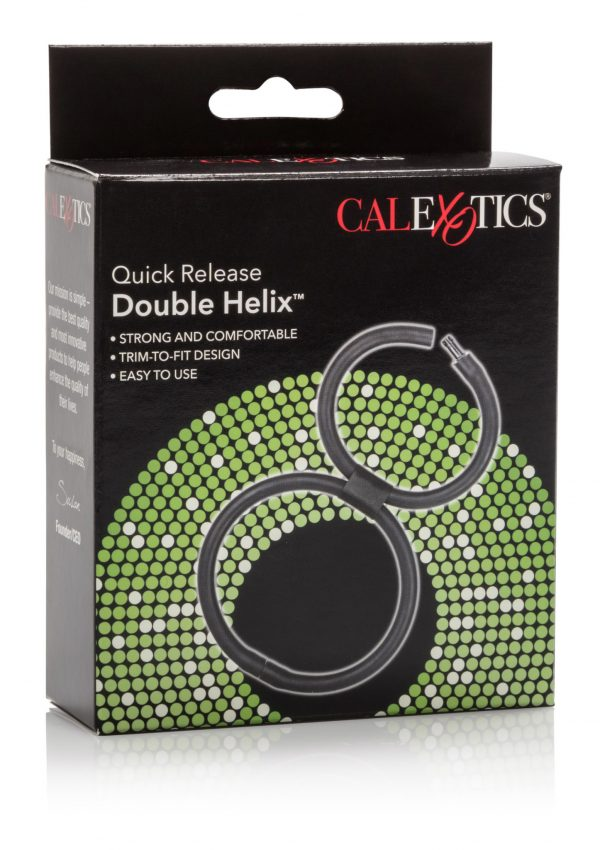 Double Helix Quick Release cockring