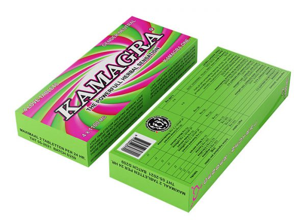 Kamagra One - 4 Love Tablets