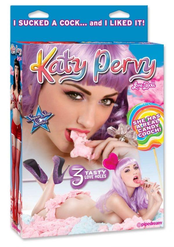 Katy Pervy Love Doll, zoete opblaaspop