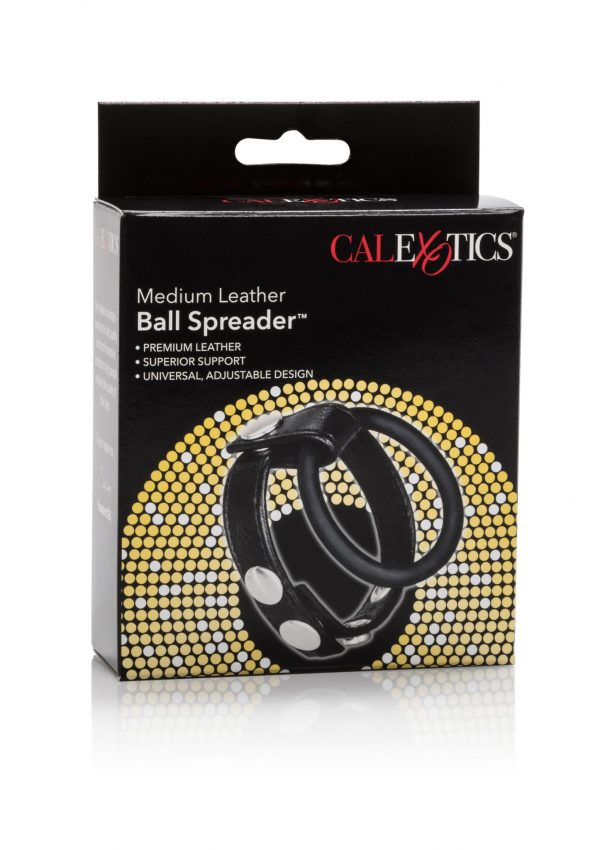 Leather Ball Spreader