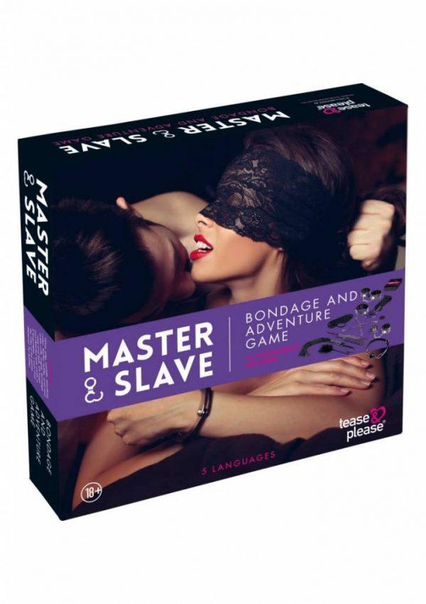 Master & Slave Paars, spannend spel