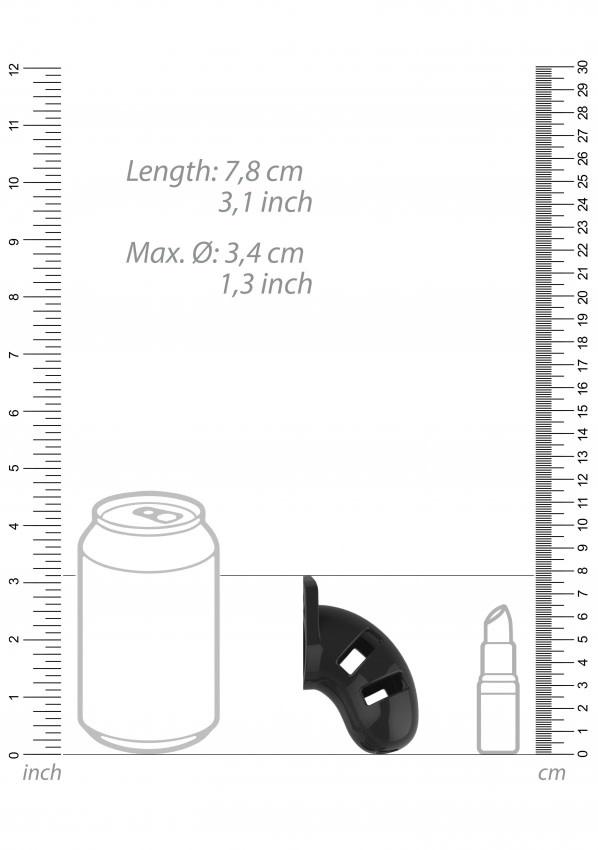 Model 13 - 6,4 cm - Peniskooi