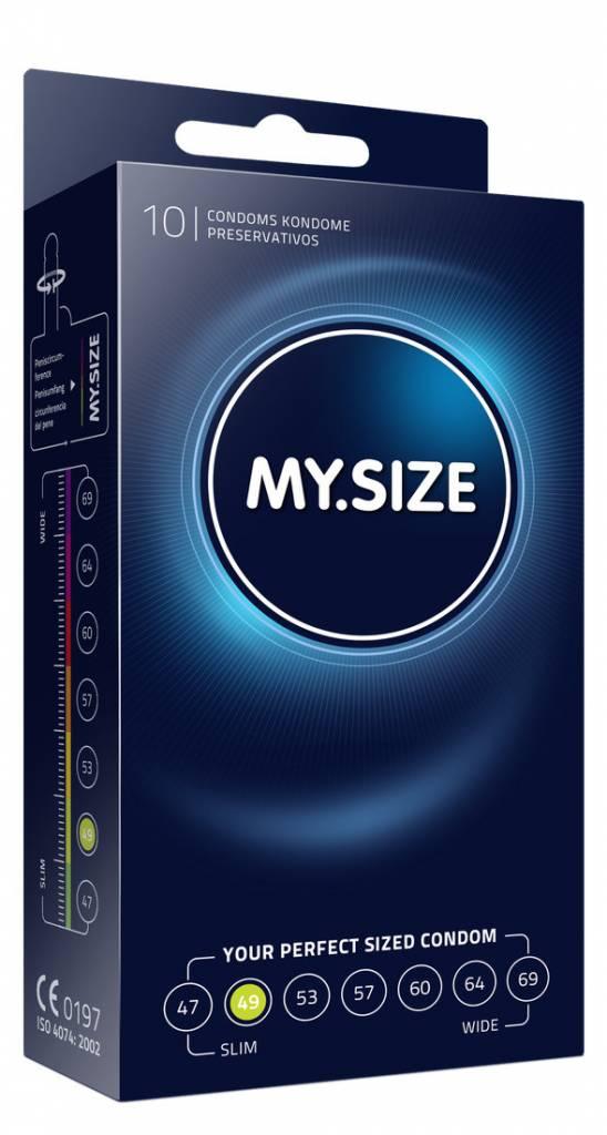 My.Size condooms - 49 mm