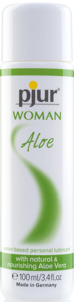 Pjur Woman Aloe Vera 100 ml
