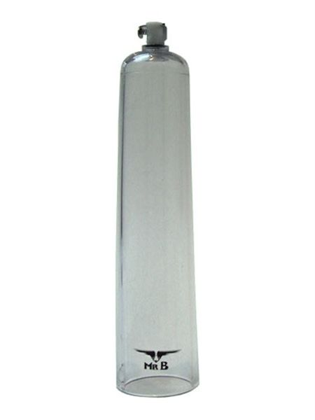 Professionele penispomp-set Cilinder
