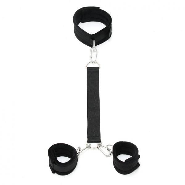 Rimba Halsband met handboeien