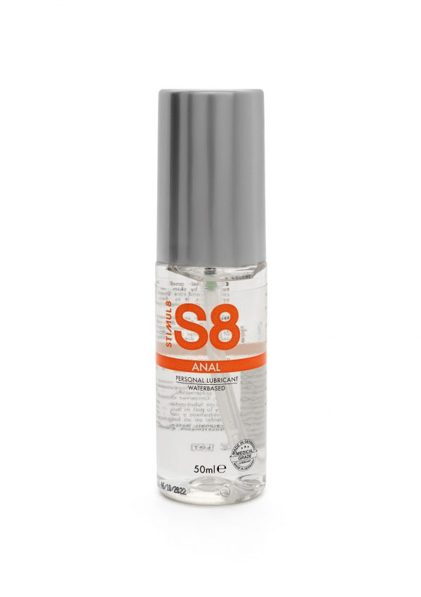S8 Anal Lubricant