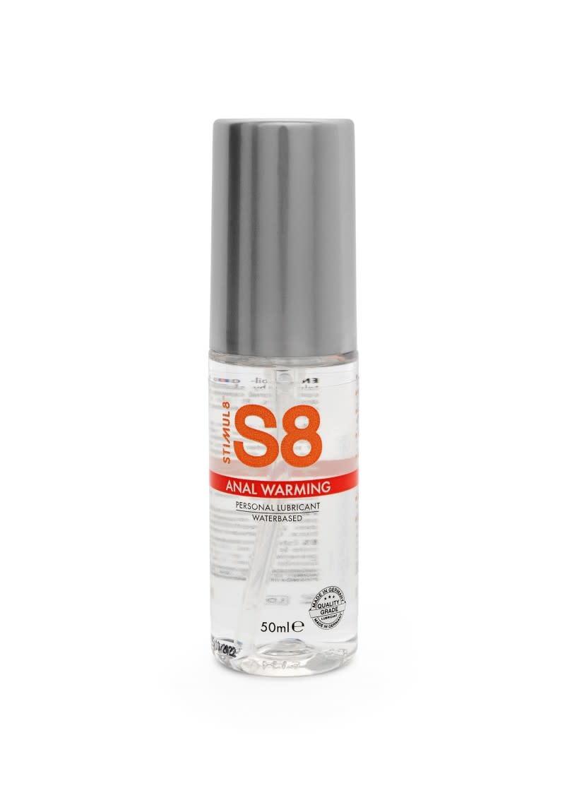Image of S8 Anal Warming - Verwarmend Glijmiddel voor Anaal op waterbasis 50 ml