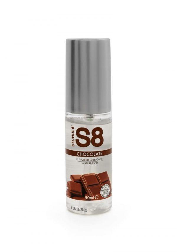 S8 Glijmiddel met Chocolade-smaak