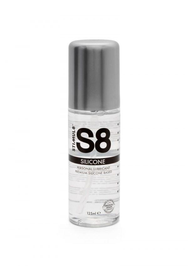 S8 Premium Silicone Based Lubricant