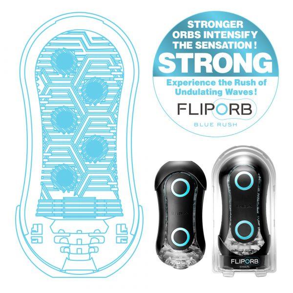 Tenga Flip Orb Strong