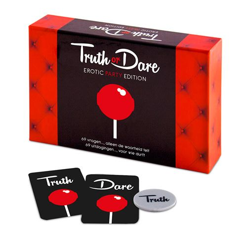 Truth or Dare - Erotic Party Edition