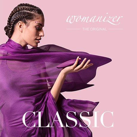 Womanizer Classic Dark Purple