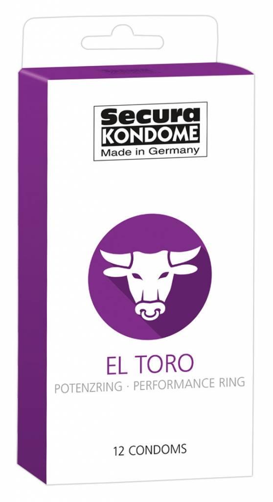 Secura Kondome - El Toro condooms