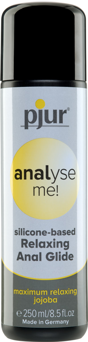 Analyse Me - Relaxing Silicone Anal Glide
