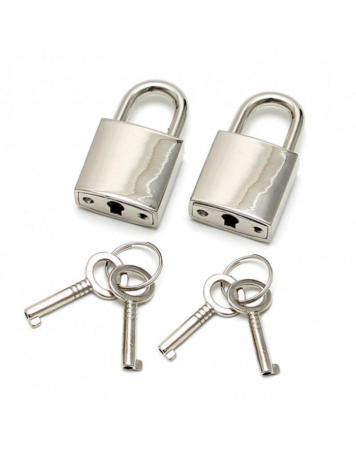 Hangsloten met sleutels (per paar)
