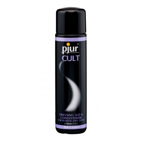 Pjur Cult Latex dressing aid - 100 ml