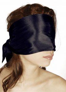 Bondage Sjaal - Blinddoek