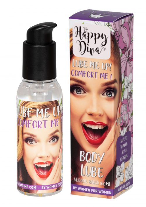 Lube Me Up Siliconenbasis 2in1
